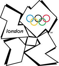 2012 Branding Framming the Conversation London Summer Olympics - logo