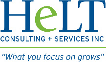 HeLT Consulting and Services, Inc., Chicago branding consultants, brand identity with tagline