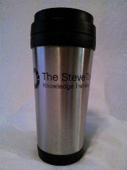 Putting Branding to Use - The Steve Trautman Co. Branded Coffee Mug